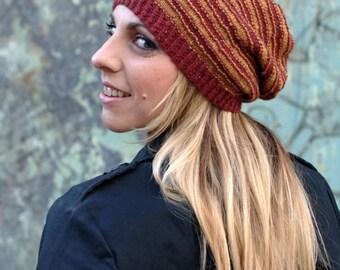 Striato Slouchy Knitting Kit