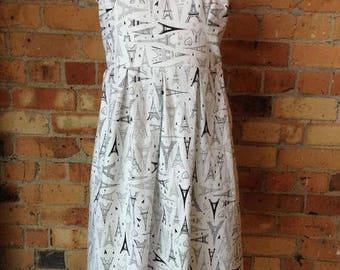 Madeline Dress with Pockets Size 18