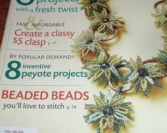 Beadwork Magazine 2009 Issue