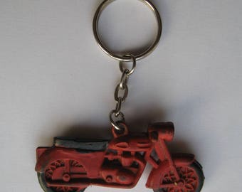 Vintage Soviet Keychain.