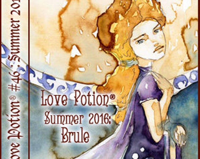 Love Potion: Summer 2016 - Limited Edition Variant - Handcrafted Perfume for Women - Love Potion Magickal Perfumerie