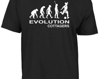 Fulham - Evolution Cottagers t-shirt