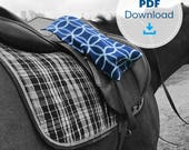 Stirrup Covers Pattern