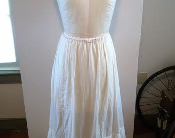 Vintage dress form and petticote,Local Pickup  Frederick, Maryland
