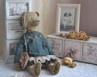 Teddybear Madeleine.