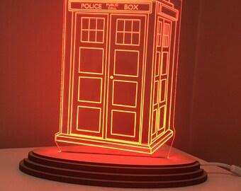 Dr Who LED Light