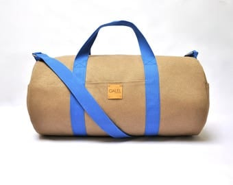 NEW duffle bag, gym bag, canvas duffle bag, duffel bag, canvas bag, overnight bag, travel bag,weekender bag, Made to Order
