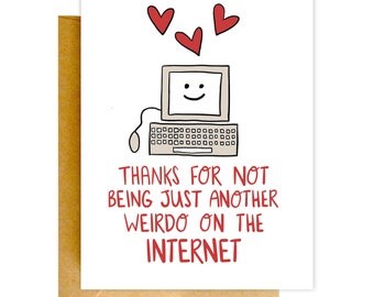 Funny Valentines Card, Funny Online Dating Card, Funny Love Card, Greeting Card, Online Dating Card, Funny Card, Love Card, Tinder Card