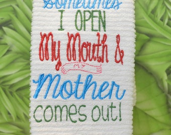 Kitchen Towels - Family