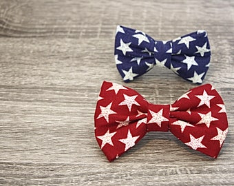 July 4th Inspired Bowties