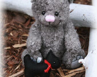 Casimir the OOAK artist bear bear