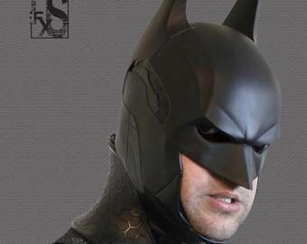 Arkham Knight  Batman Cowl, Mask with Neck Set