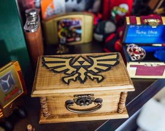 Legend of Zelda Hyrule Crest Box