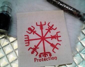 Protection Sigil Banner