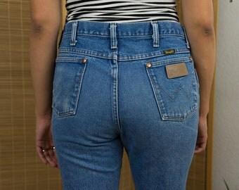Vintage Blue Wrangler Jeans