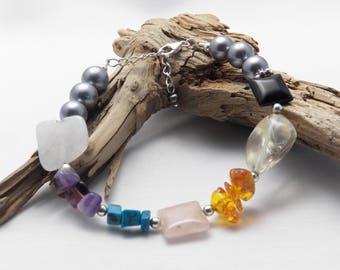 Handmade Chakra Bracelet