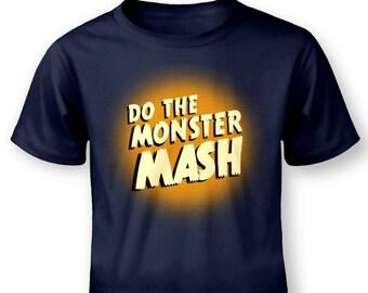 Do The Monster Mash baby t-shirt