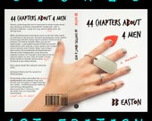 SIGNED 1ST EDITION of 44 Chapters About 4 Men: A Memoir
