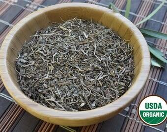 Organic Gotu Kola Herb. Dried, Loose - 1 oz. Pennywort or Centella asiatica.