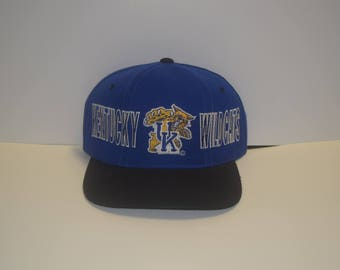 Vintage University of Kentucky Wildcats Starter Snapback
