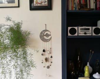 Moon Wall Art moon wall decor | etsy