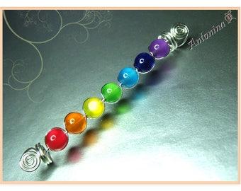 Dread Jewelry Chakra Dread bead Beads Dreadlockschmuck dreadlock Jewelry Dread Jewelry Dread Jewelry