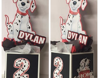 101 Dalmations, Party Decor, Disney Themed