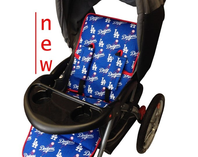 Featured listing image: Dodgers Stroller Liner