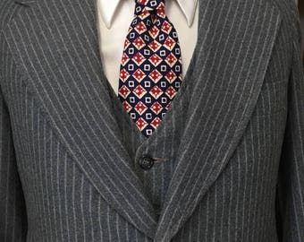 Men's 1930's Necktie