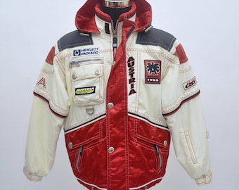 Austria Ski Team Jacket by Mizuno made in Japan Size L large