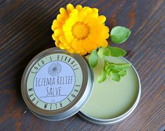 Eczema Relief Salve