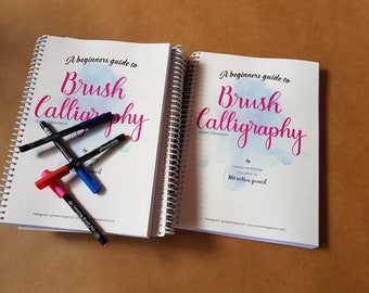 A beginners guide to Brush Calligraphy