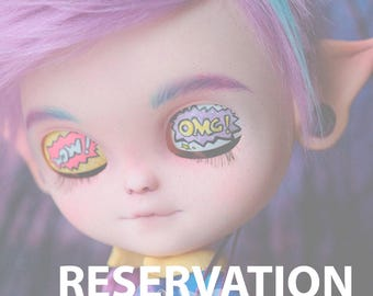 Reservation for Rachel