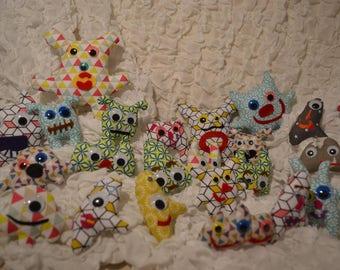 Mini monsters anti-cauchemars
