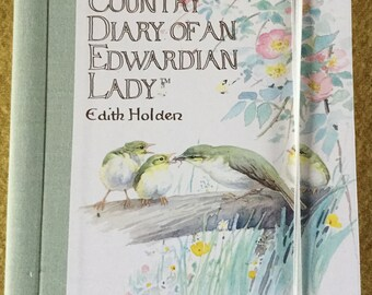 Edith Holden - Country Diary of an Edwardian Lady: Countryside Diary