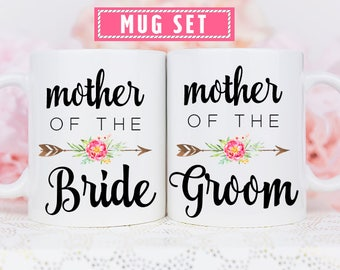Mother of the Bride Mug, Mother of the Bride, Mother of the Groom, Mother of the Bride Gift, Gift for Mother of Groom, Mother of Groom Mug