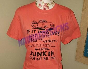 Flea Market Junkin Shirt
