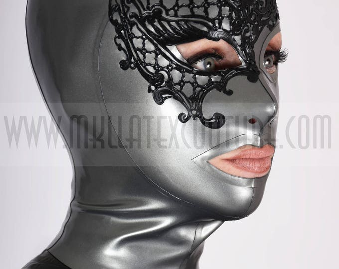The Carnival Latex Hood