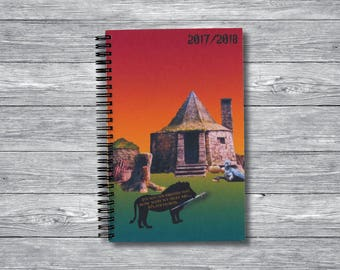 Harry Potter Weekly Planner (Gryffindor Cover)