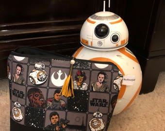 Star Wars: The Force Awakens Makeup Bag