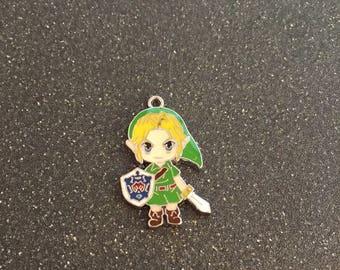 Legend of Zelda charm