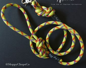 Climbing Rope Dog Leash, LIMITED STOCK
