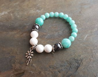 Mala Full Chill, daughter gift, guirly bracelet, yoga bracelet, zen jewel, BFF bracelet, BFF gift, girl gift, friends gift