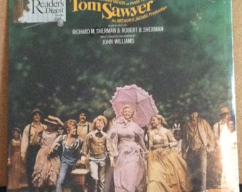 Tom Sawyer Sealed Vinyl Soundtrack Record Album John Williams