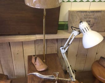 Art Deco Traditional Shoe Styled Lamp