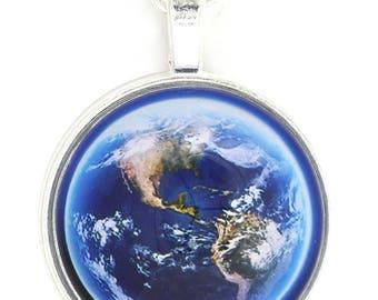 moving globe charm etsy