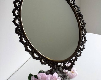 Beautiful Ornate Vintage Mirror