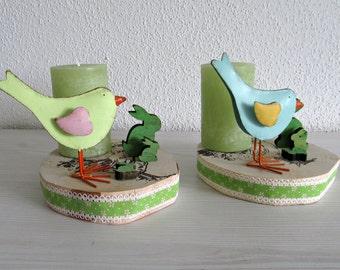 Ostern in Grün