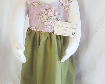 Flower toddler dress