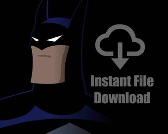 Batman - Original Art - Digital Download